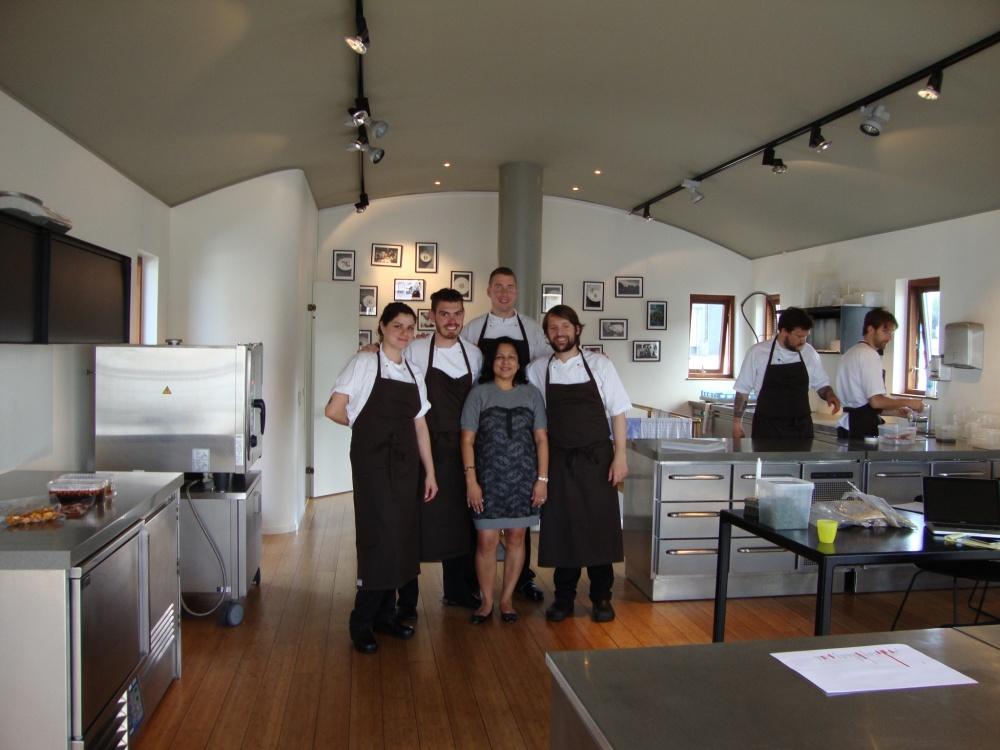 Noma Food Lab