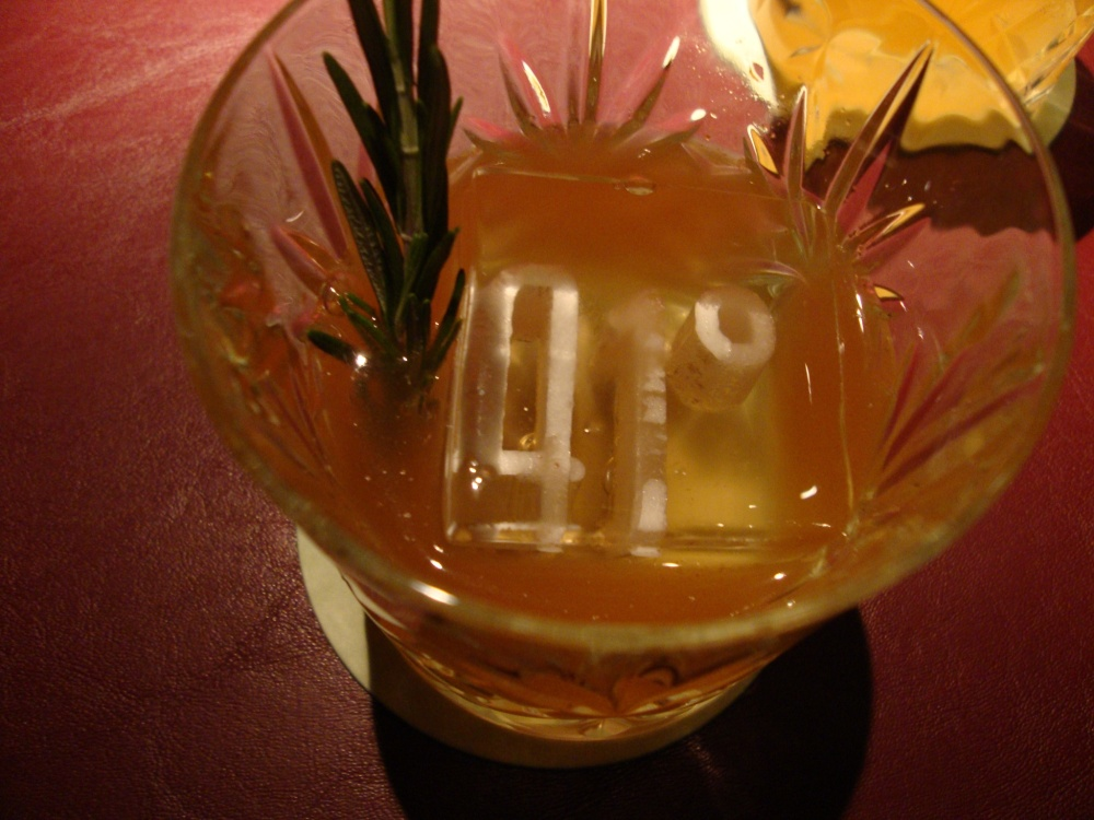 41° cocktail