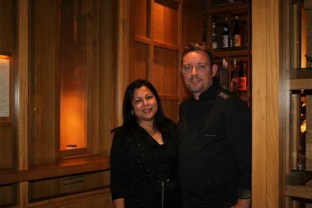 Albert Adria Ready for the Evening