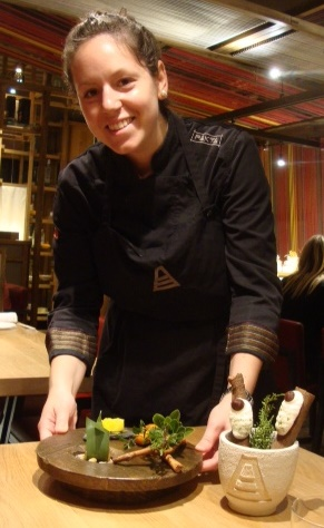 Matilde Rinaldis, the Argentinian pastry chef