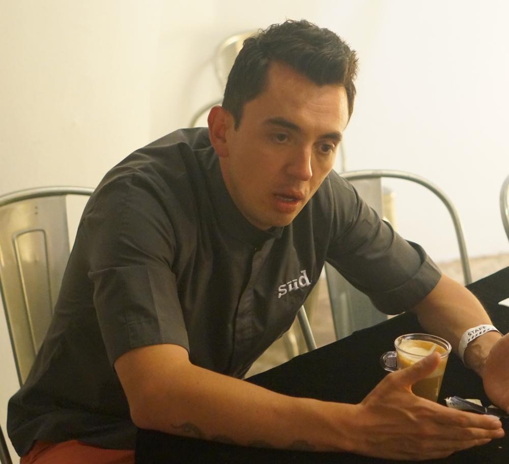 Chef Edgar Núñez