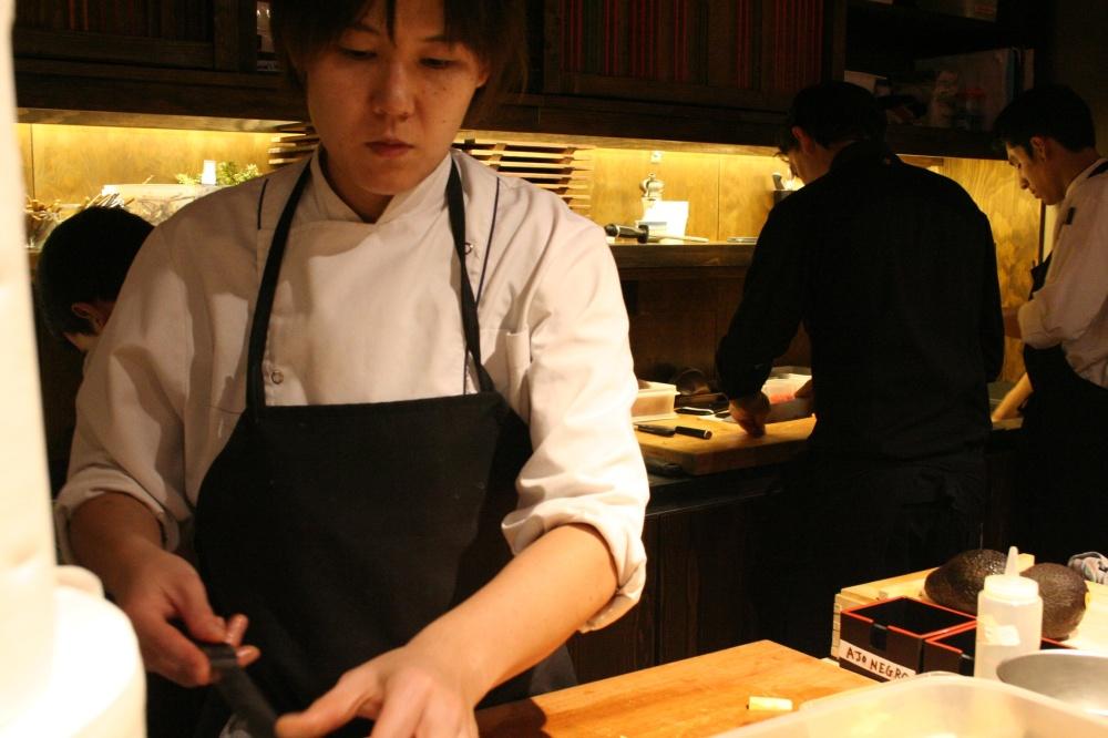 Chef Kyoki Li