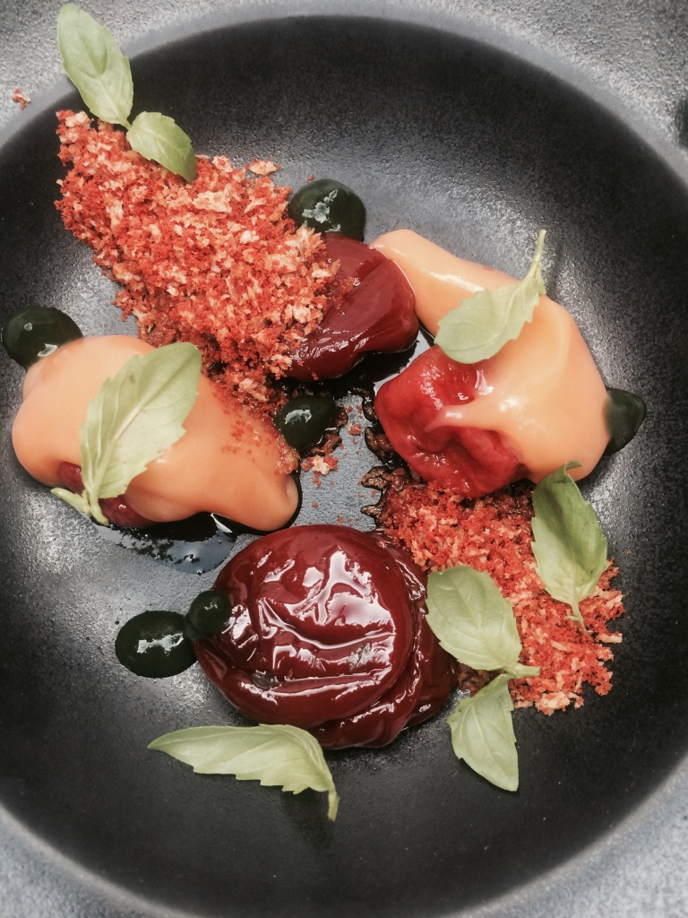 Textures of Tomatoes