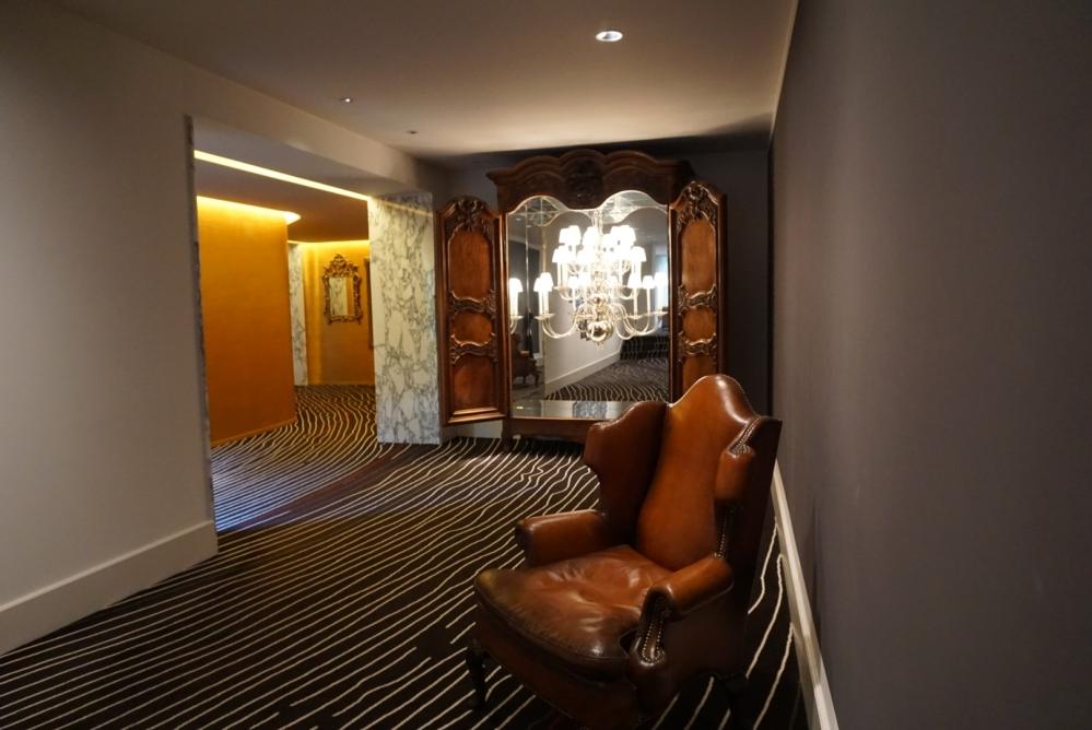 Interiors of Maison Pic