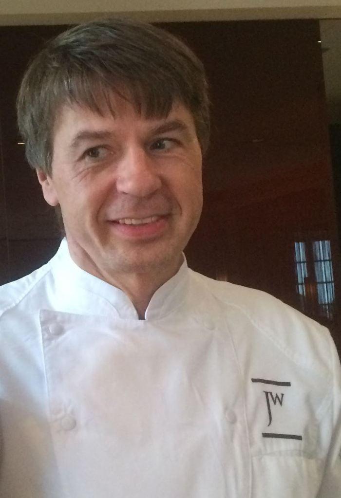 Chef Joachim Wissler