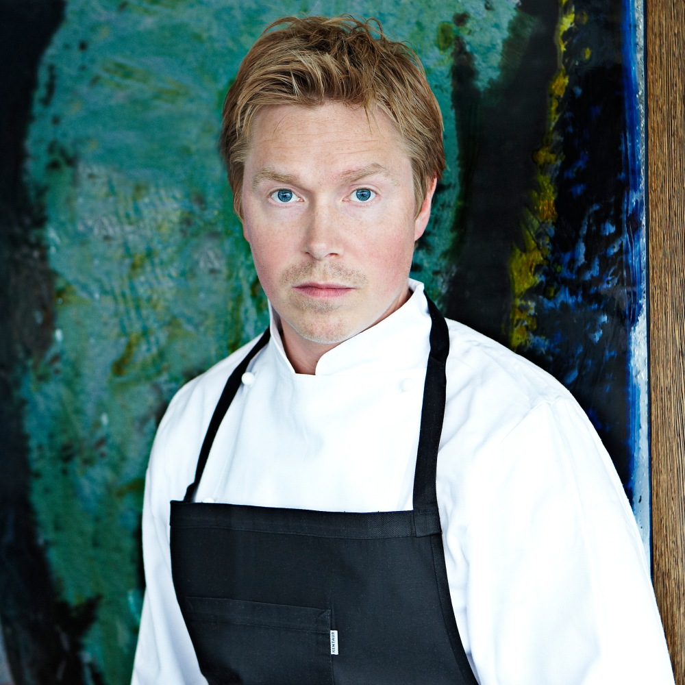 Chef Søren Selin