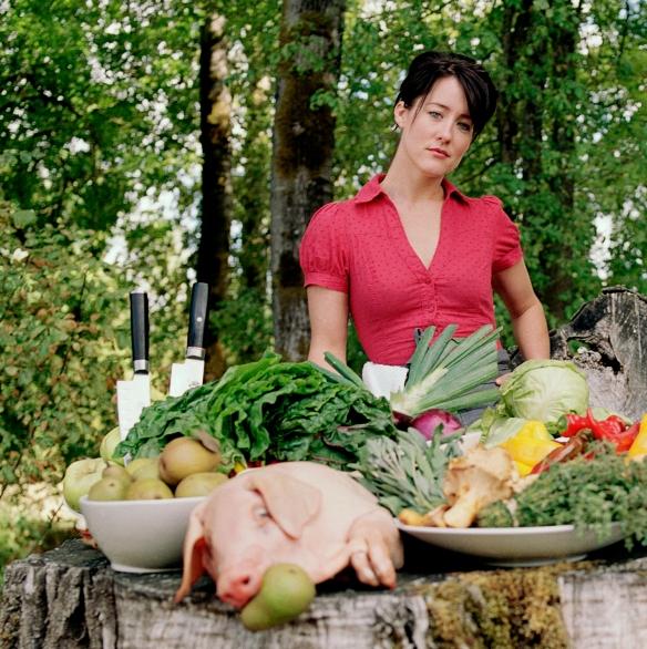 Chef Naomi Pomeroy