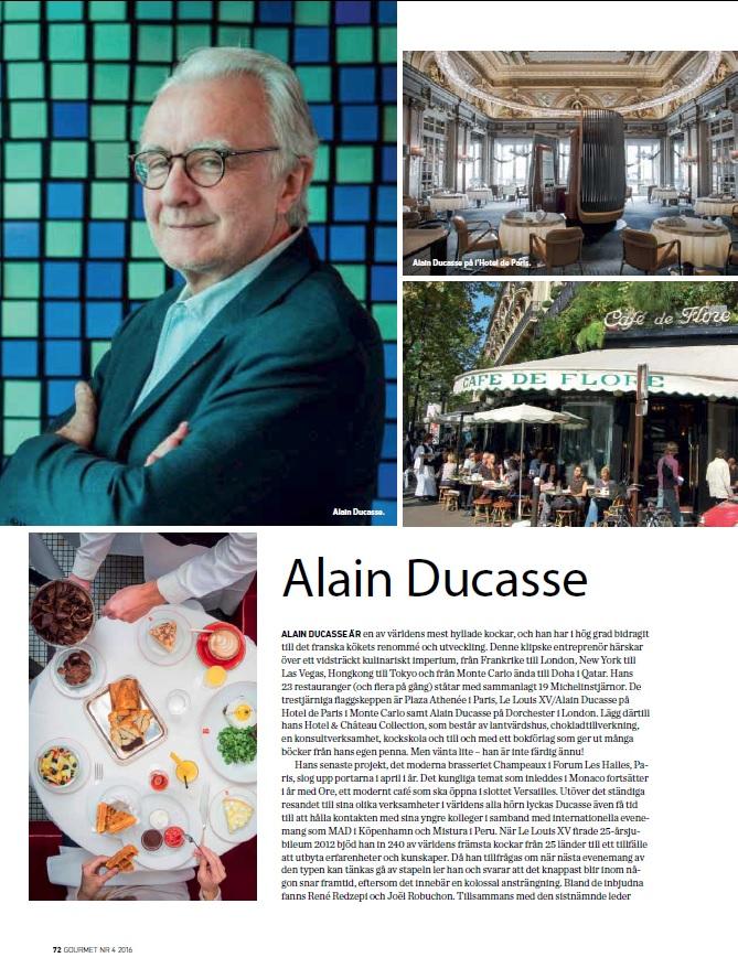 Paris - Swedish Gourmet 2